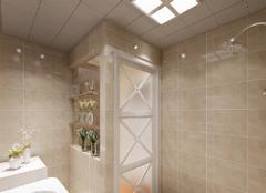 卫生间吊顶装修要素 让你如厕更轻松
