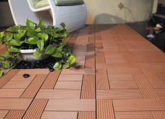 塑木地板性能 四大方面吸引你
