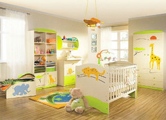 儿童房地板特点 对孩子好的才是好地板