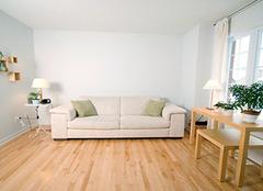 如何装修实木地板砖 施工过程尽量避免差错