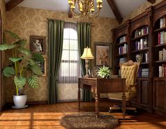 书房装修要怎么设计 这四大点要牢记