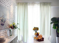 选购家庭窗帘有哪些技巧 显得家里很有档次