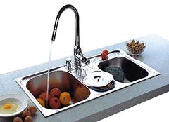 不同材质水槽尺寸大小 让你的家温馨又浪漫