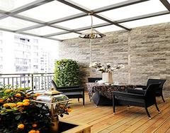 阳台装修之吊顶 阳台吊顶装修要点又是什么