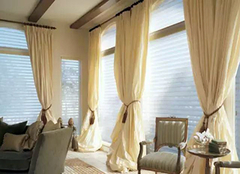 卧室窗帘用什么颜色好 带给你极致的舒适感