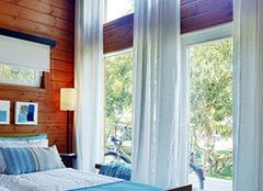 卧室窗帘材质种类 方法很关键