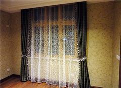 卧室遮光窗帘效果怎样 带给你极致的舒适感