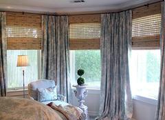 卧室窗帘哪种风格好 简单但不单调