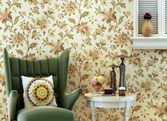 植绒壁纸的优点有哪些 给你家的墙壁添点彩