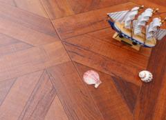 拼花地板哪个牌子好 这里有十个!