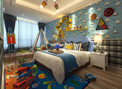 选购儿童房涂料的方法有哪些 健康才是最重要的