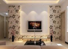 电视背景墙的装修有哪些注意事项 给你一个漂亮空间