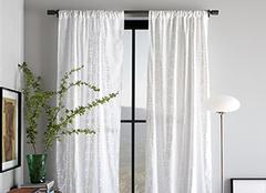 窗帘安装注意哪些事 让你方面安装