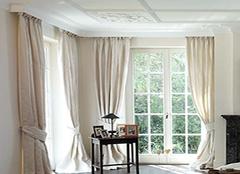 简单时尚窗帘的挂法 价格便宜还有情调