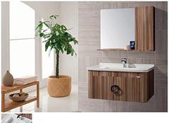 浴室柜材质解析 装点卫浴更舒心