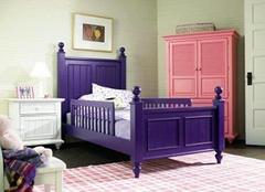 儿童床选购小诀窍 让孩子更安心睡眠