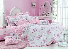 床上用品面料简析 给你更舒适的睡眠体验