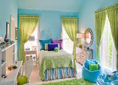 客厅窗帘怎么挑选 给你的家增色