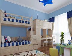 儿童房装修要点 条条都实用