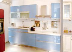 厨房制定橱柜注意哪些细节 让你打造时尚厨房
