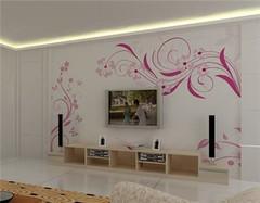 家装墙体彩绘怎么做好 给你别具一格新体验