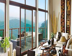 家装设计门窗的重要性 绝不亚于硬装
