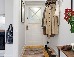 三种进门玄关设计方案 你偏爱谁?