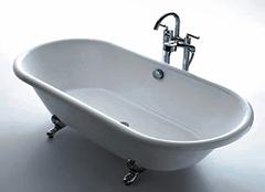 浴缸安装要点解析 让沐浴更舒适