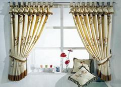 推荐人造纤维窗帘品牌 懂生活的人一眼就看中