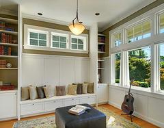 书房装修设计的三大要素 尽享阅读乐趣