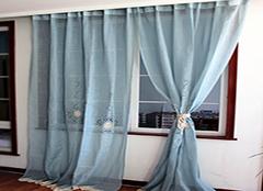 窗帘布料有哪些种类 打造浪漫温馨居室