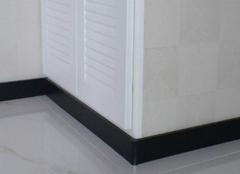 瓷砖踢脚线安装步骤 你会了吗?