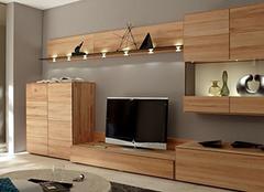 电视组合柜设计有哪些注意事项 完美收纳让生活更美好