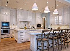 如何设计开放式厨房吧台 应该注意哪些问题