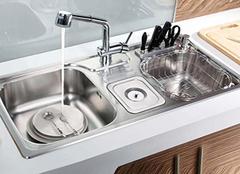 厨房水槽该怎么装 解决方案在这里