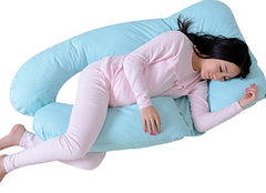 孕妇枕作用详解 助力宝妈更舒适