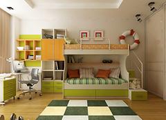 儿童房装修四大要点详解 给孩子快乐的童年