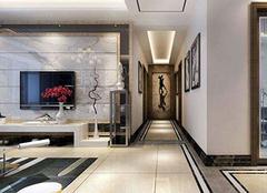 客厅玄关设计四大要诀 你领会了多少?