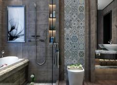 卫生间瓷砖颜色搭配技巧 让你带着轻松感如厕