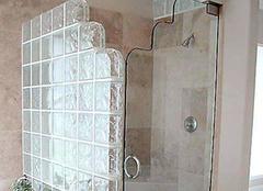 玻璃砖隔墙的优点分析 看过的都会爱上