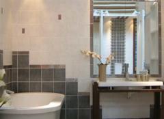 卫生间瓷砖铺贴方法 就是这么简单