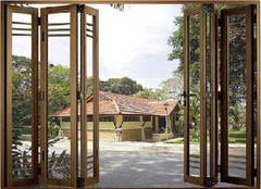 折叠门常见优势 你知道的有哪些呢