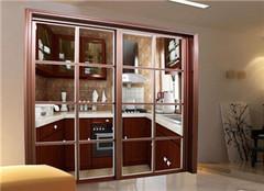 厨房隔断门怎么选择好 该注意哪些呢
