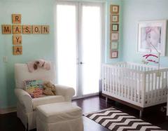 婴儿房装修的注意事项盘点 宝宝安全从细节做起
