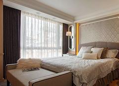 欧式床头窗帘选择注重细节 一分钟让你涨知识