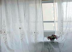 分析窗帘布料怎么样 掌握要点不买错