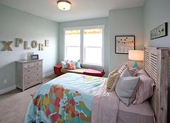 儿童房装修应该如何选购涂料 尽请释放儿童天性