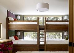 实木双层儿童床选购小诀窍 给孩子优质的小天地