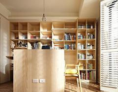 书房装修设计的三大要领 这样注意力才集中