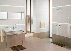 卫生间瓷砖怎么清洁 让生活更洁净